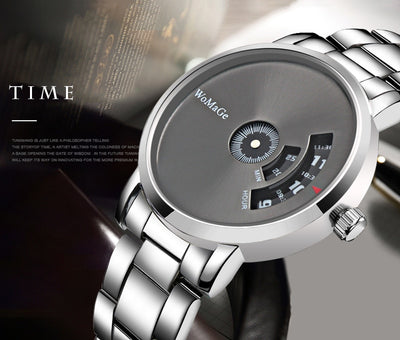 Luxury Unique Style Male Watch