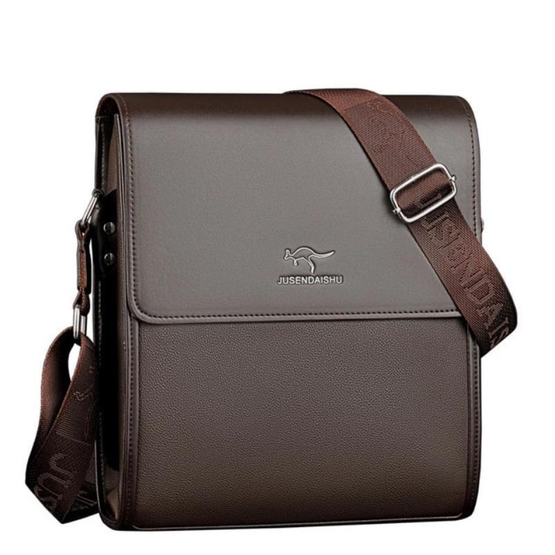 Portable Hand Work Business Office Male Messenger Bag Men's Handbag