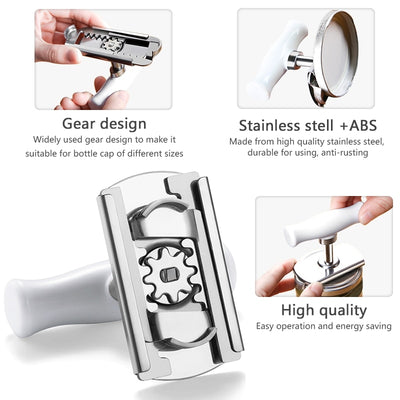 Adjustable Bottle Opener