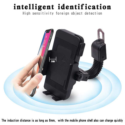 Motorbike Wireless Phone Charger