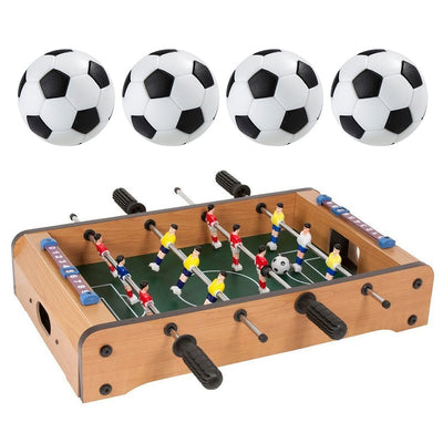 Mini Table Football Sports Gift Round Indoor Game