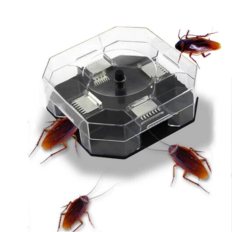 Household Effective Cockroach Traps Bug Roach Catcher Pesticide for Kitchen