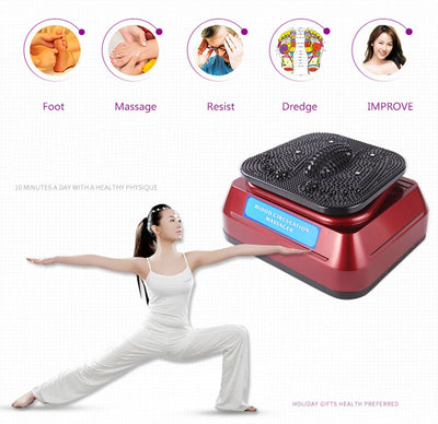 Blood Circulation Foot Massage Device