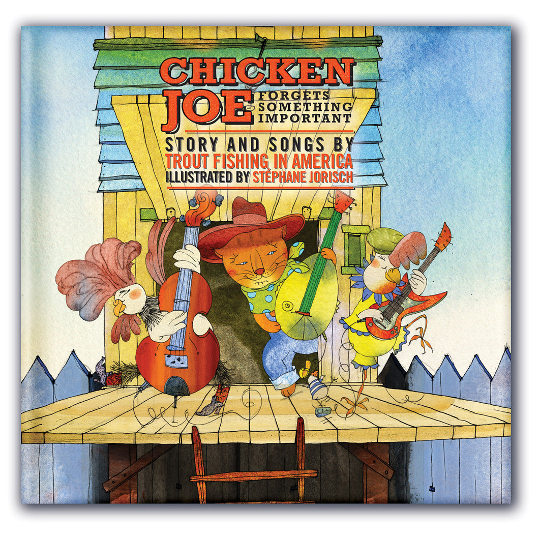 Trout's Chicken Joe Forgets Something Important CD