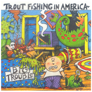 Trout's Big Trouble CD