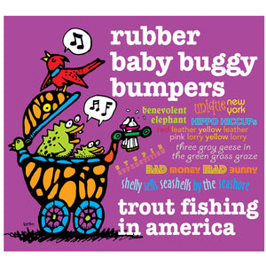 Rubber Baby Buggy Bumpers
