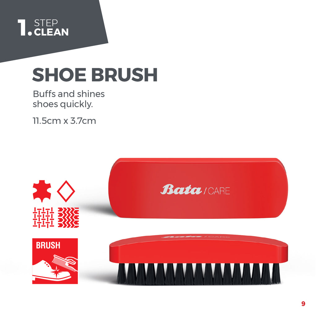 Shoe Brush - 9900041 - Shoe Care