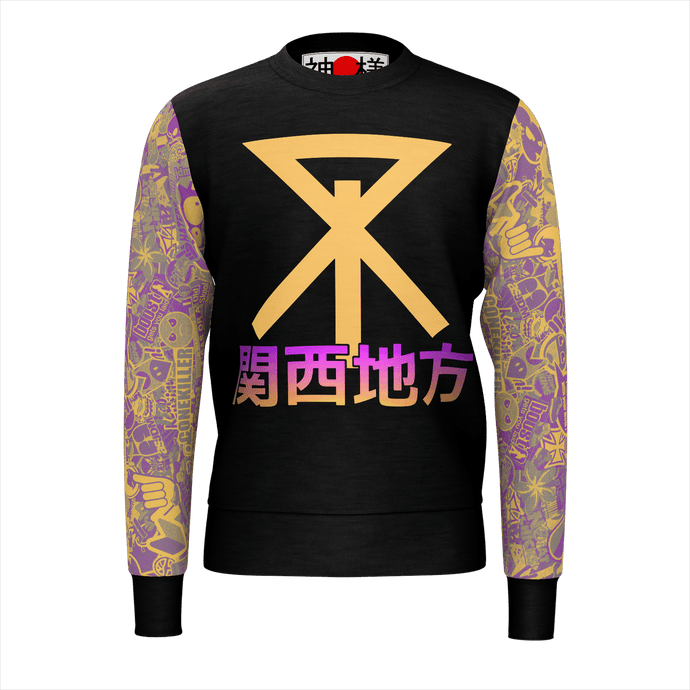 Kansai Drift Sweater KamiSama