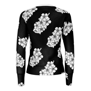 Japanese Flowers Sweater KamiSama