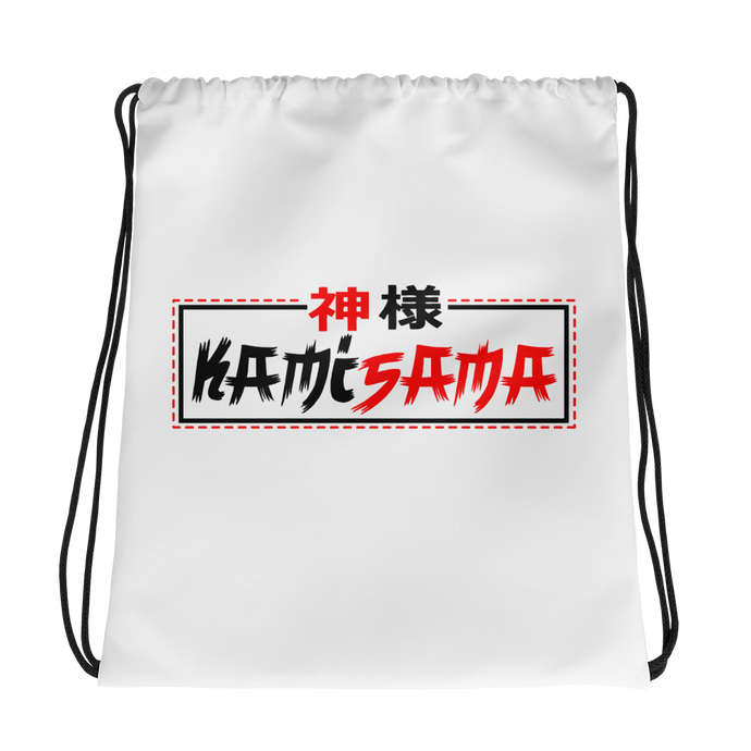 Drawstring bag KamiSama