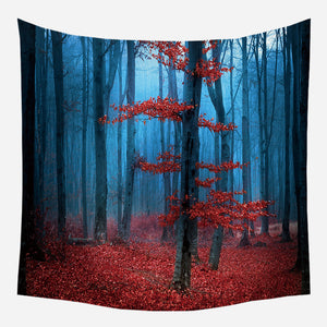 Vampire Habitat Tapestry Wall Hanging Tapis Cloth