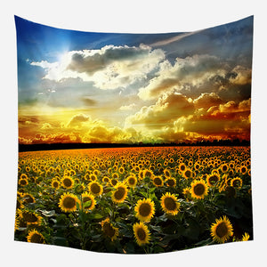 Original Nature View Tapestry Wall Hanging Tapis Cloth