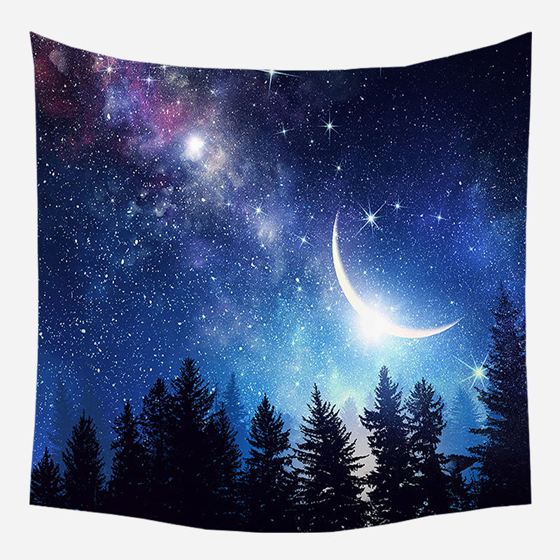 Million Stars Tapestry Wall Hanging Tapis Cloth
