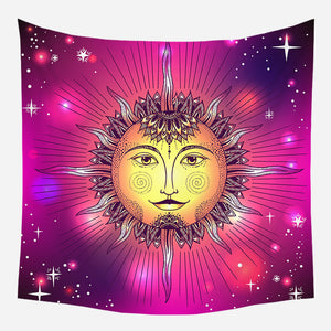 Sun Bright As Ever Tapestry