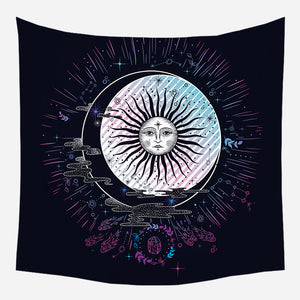 Sun In The Dark Tapestry