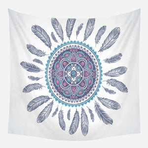 Boho Design Tapestry Wall Hanging Tapis Cloth