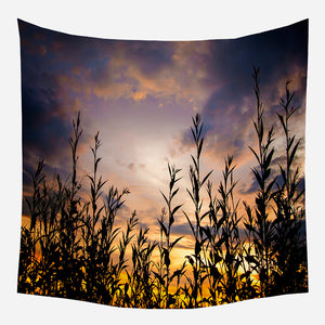 Sunset Tapestry Wall Hanging Tapis Cloth