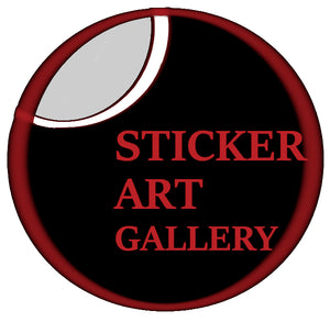 Sticker Art Gallery