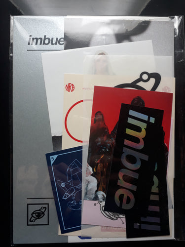 IMBUE sticker pack