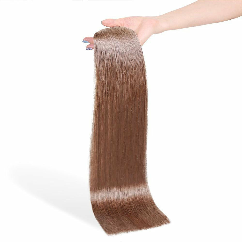 ASH BLONDE (#18) Human Hair Clip In