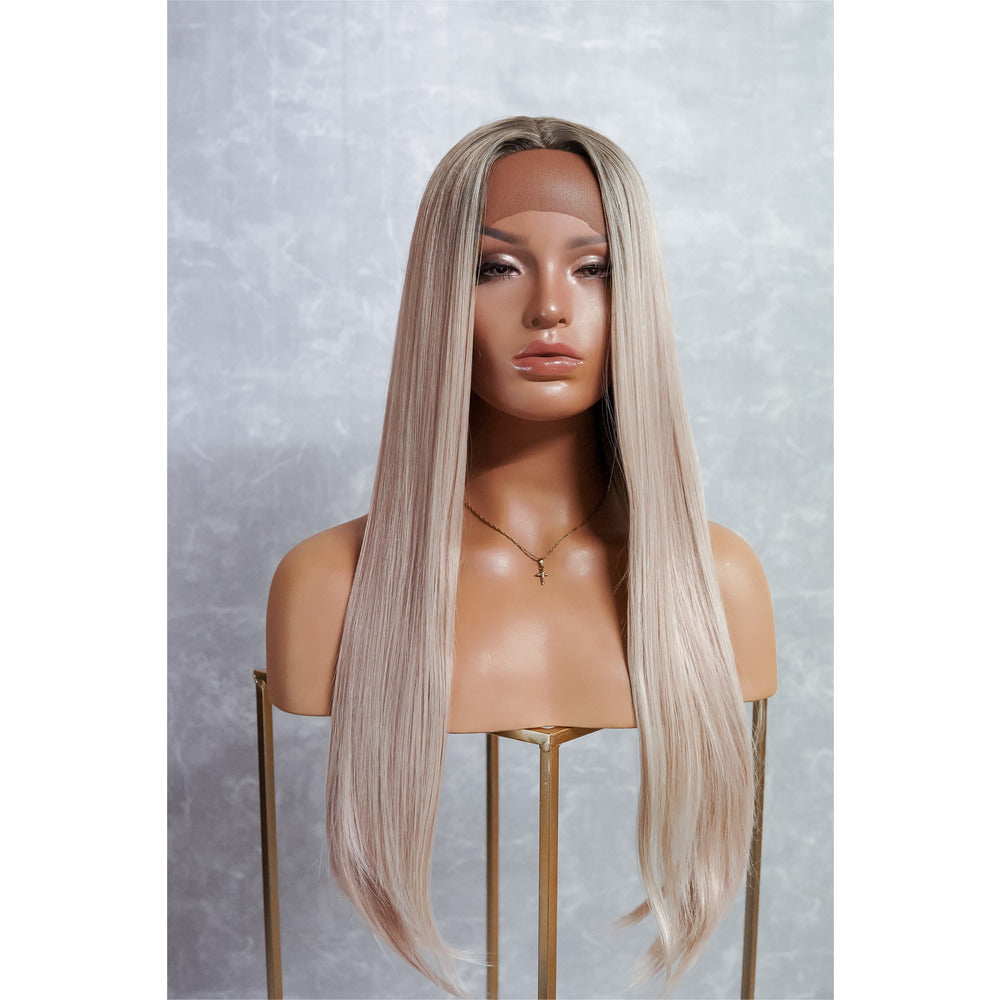 FOX Blonde Lace Front Wig