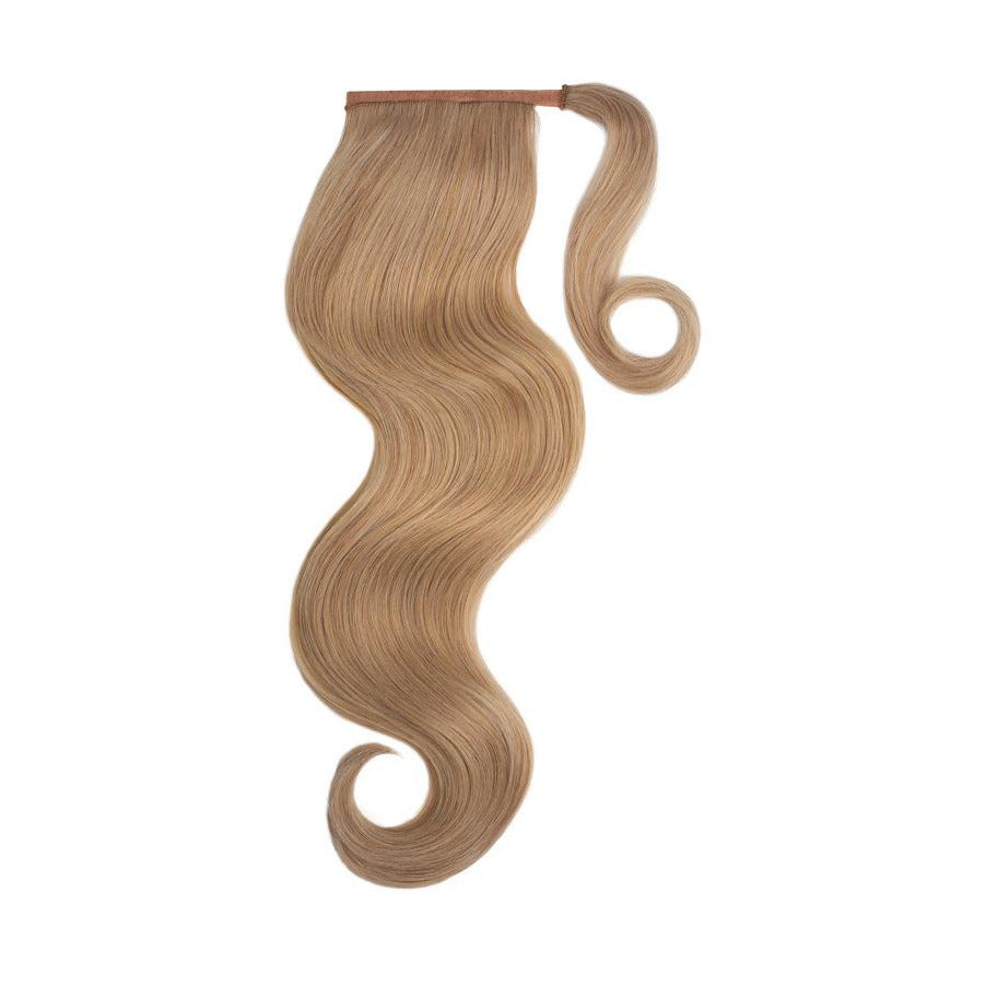 DIRTY BLONDE Remy Human Hair Ponytail