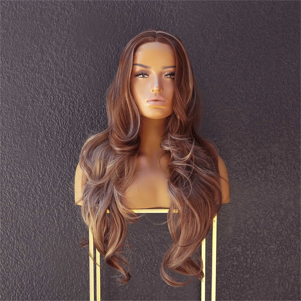 ROSIE Chocolate Lace Front Wig