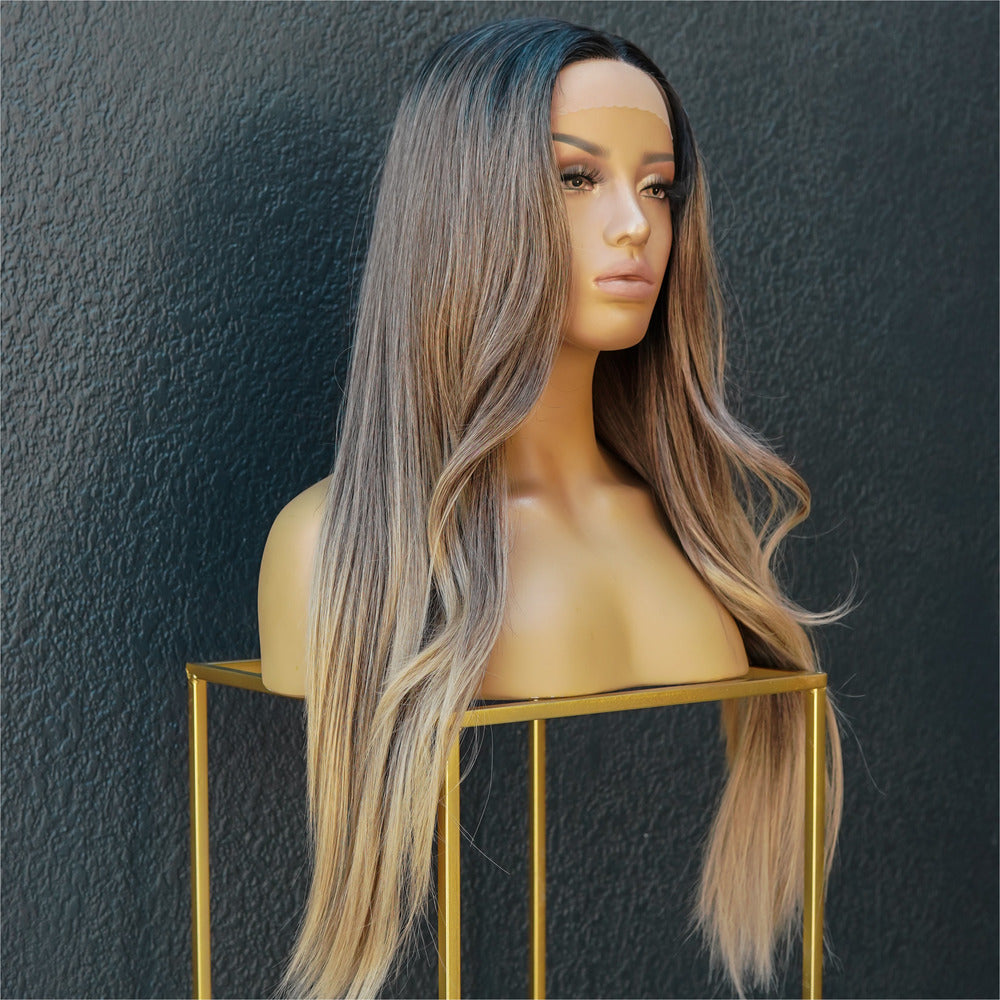 OAKLEY Ombre Lace Front Wig
