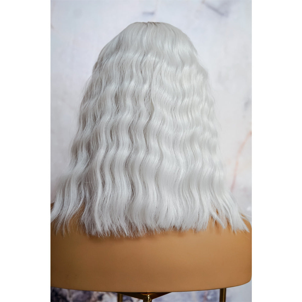 WYNTER White Ombre Lace Front Wig