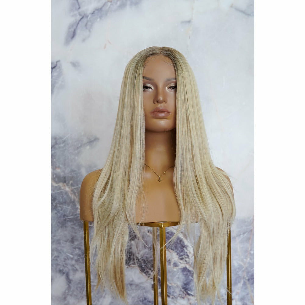 ALYCE Ombre Blonde Lace Front Wig