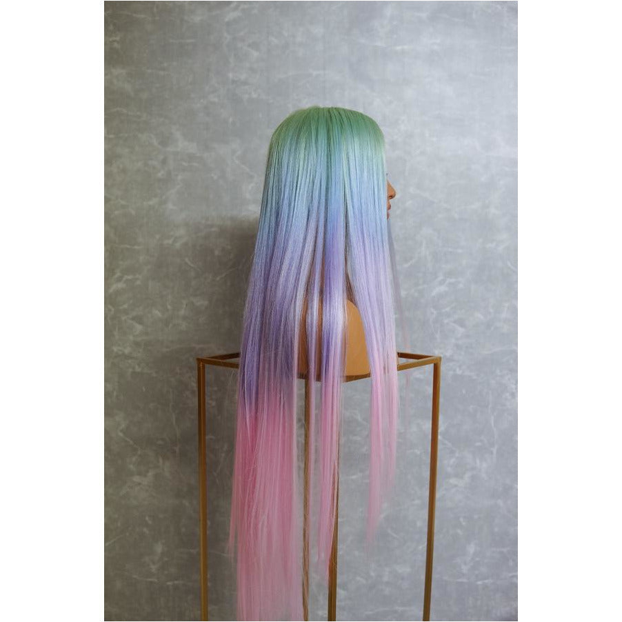 "ISABELLE Rainbow 30"" Lace Front Wig"