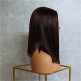 LAURA Brown Lace Front Wig