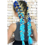 OCEAN GIRL TWO TONE OMBRÉ 32""
