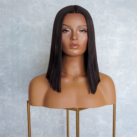 LAURA Black Lace Front Wig
