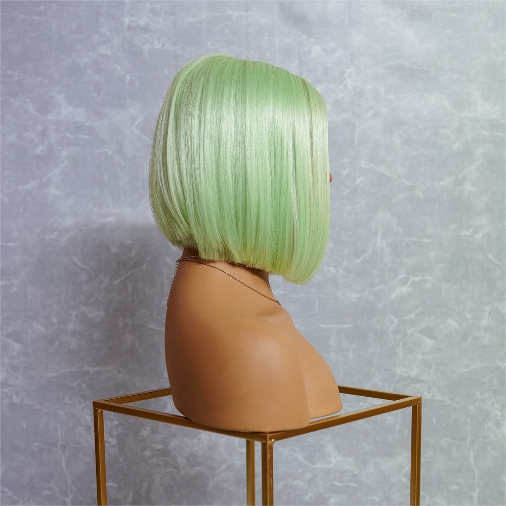 ENVY Green Lace Front Wig
