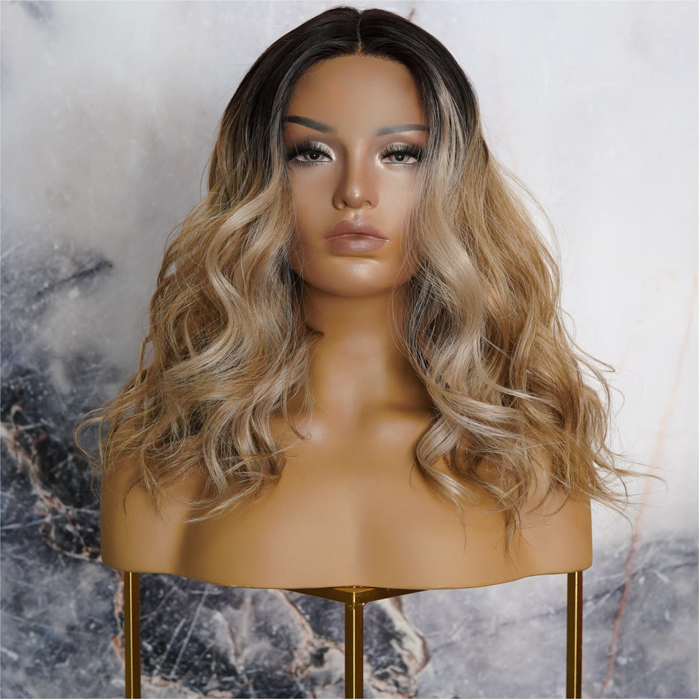 "LUCY Caramel 16"" Lace Front Wig"