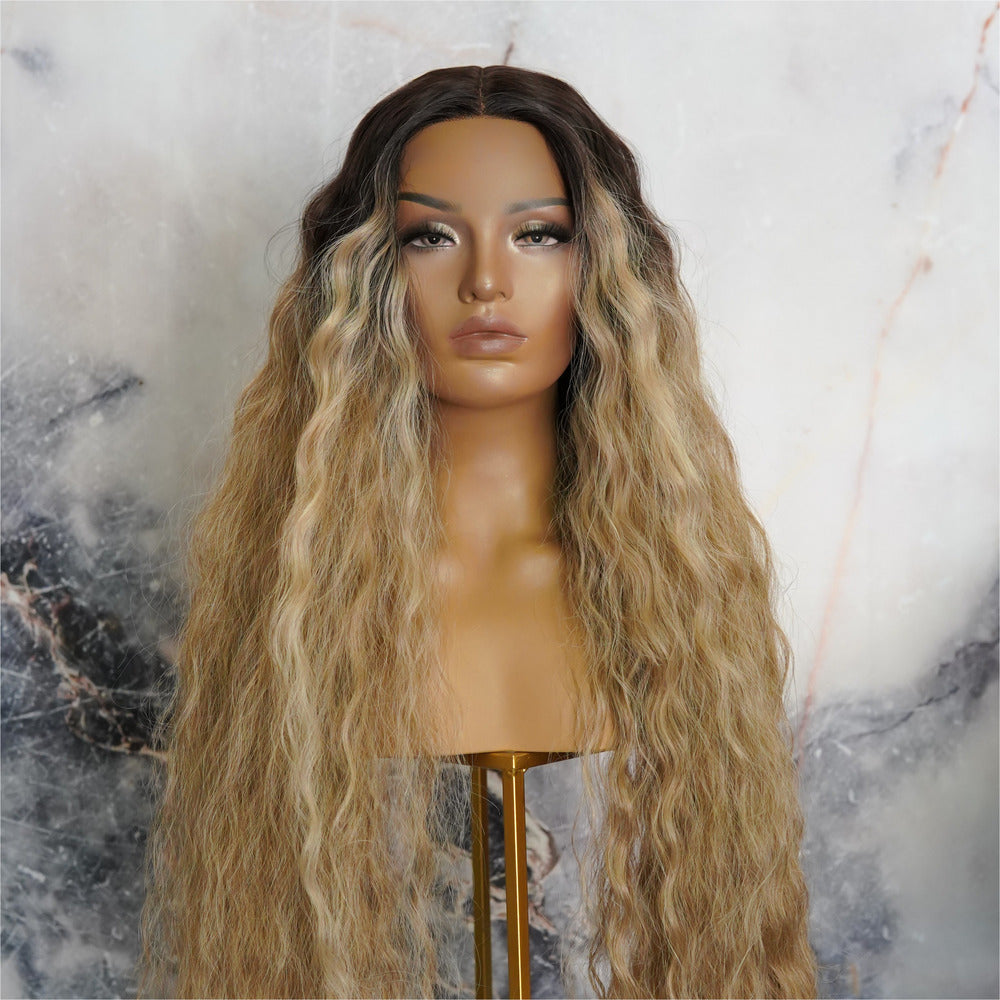 "CARDI 40"" Ombre Lace Front Wig"