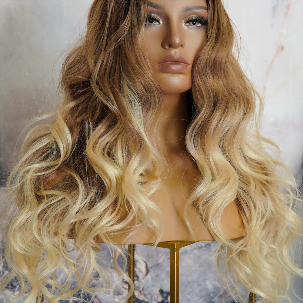 "NIKKI OMBRE 30"" Lace Front Wig"