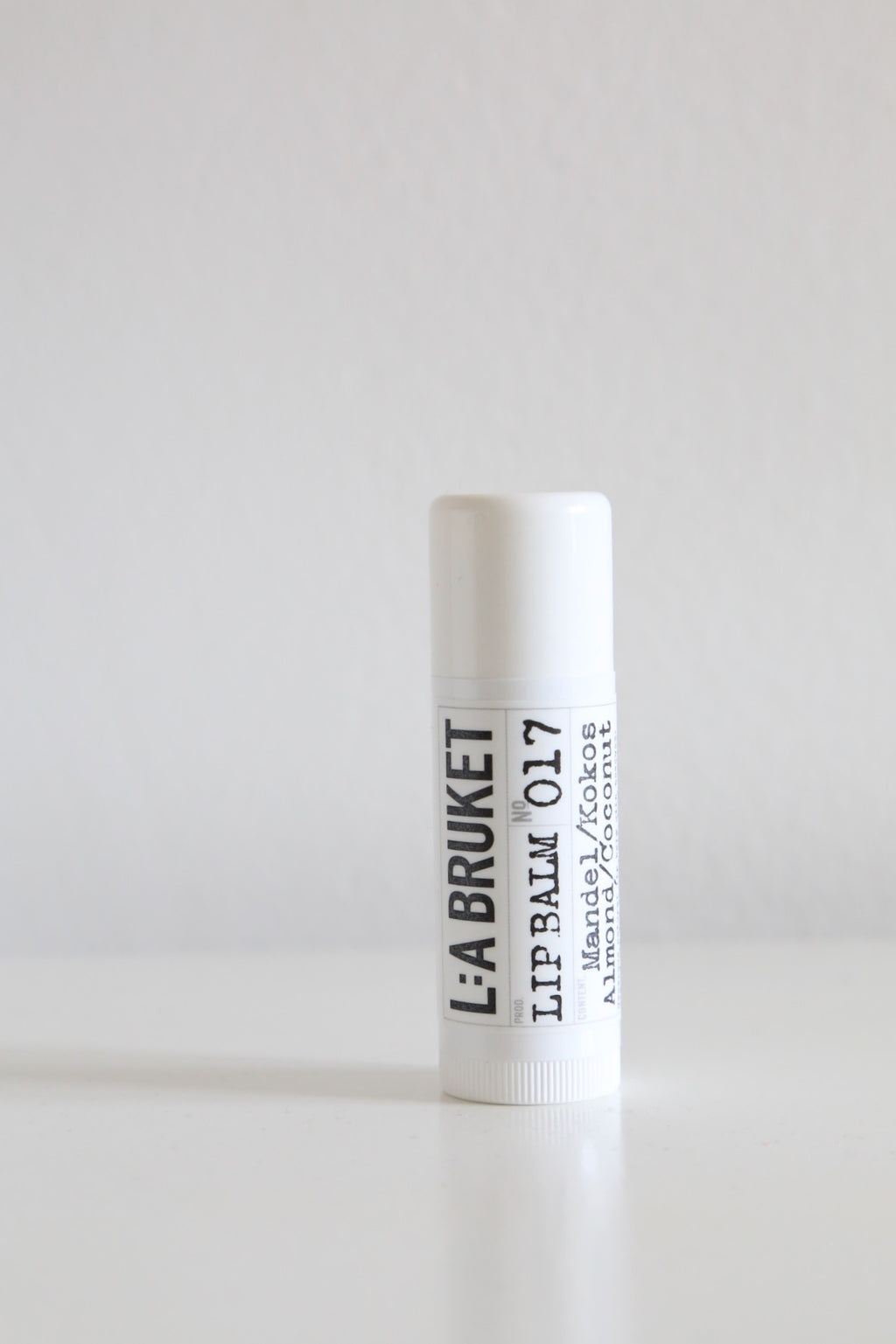017 Natural Lip Balm | Almond & Coconut - Noli