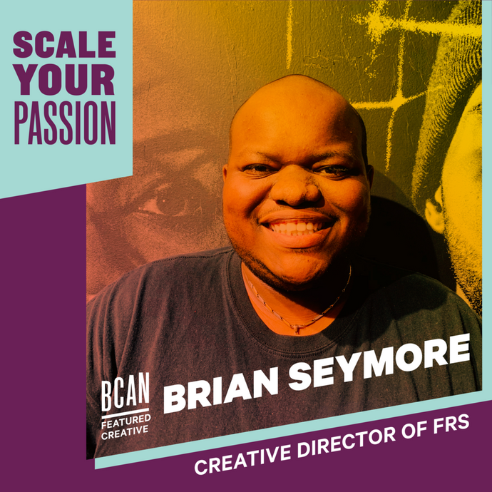 #ScaleYourPassion | Brian Seymore