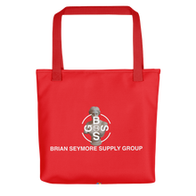 Load image into Gallery viewer, Infrared Angel - Everyday Premium Toting Bag - Red - Standard Format