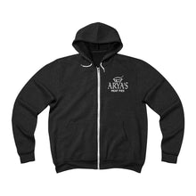 Load image into Gallery viewer, Arya's Meat Pies Fleece Full-Zip Hoodie