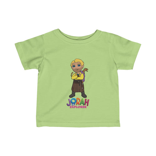 Jorah The Explorer Infant Fine Jersey Tee