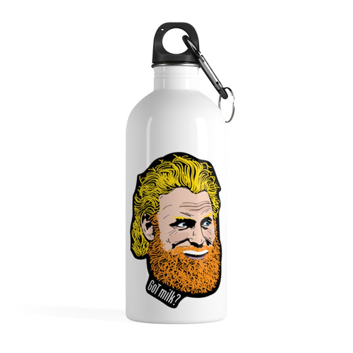 GoT Milk? Tormund Giantsbane Stainless Steel Water Bottle