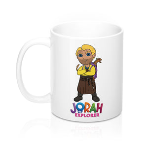 Jorah The Explorer Mug 11oz