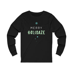 Merry Holidaze Long Sleeve Tee