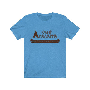 Camp Anawanna - Salute Your Shorts - Short Sleeve Tee