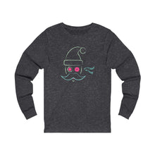 Load image into Gallery viewer, Blizzard Wizard Long Sleeve Tee