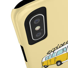Load image into Gallery viewer, VW Microbus Explore Phone Cases