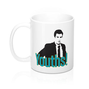 Funny New Girl Mug Schmidt Youths